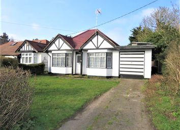 Thumbnail 3 bed detached bungalow for sale in Main Road, Hawkwell, Hockley