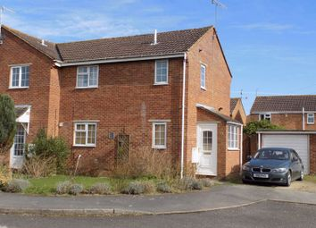 Thumbnail 3 bed semi-detached house for sale in Mellow Ground, Swindon