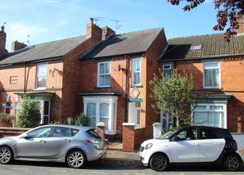Thumbnail 3 bed town house for sale in May Crescent, Lincoln