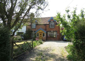 Thumbnail 4 bed cottage for sale in Badgworth Lane, Badgworth, Axbridge