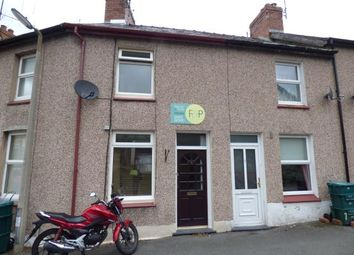 Thumbnail 2 bed terraced house for sale in New Street, Conwy