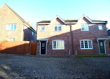 Thumbnail 3 bed semi-detached house to rent in Barn Flatt Close, Higher Walton, Preston
