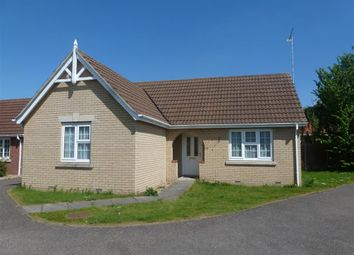 Thumbnail 2 bedroom bungalow to rent in Bullfinch Way, Fridaybridge, Wisbech