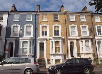 Thumbnail 3 bed flat to rent in Dalyell Road, London