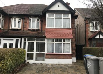 Thumbnail 3 bed property to rent in Castleton Avenue, Wembley