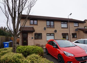 Thumbnail 2 bed flat for sale in Campbell Drive, Larbert