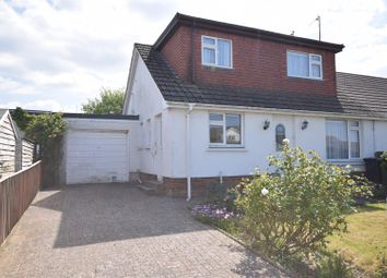 Thumbnail 4 bed property for sale in Ballards Crescent, West Yelland, Barnstaple
