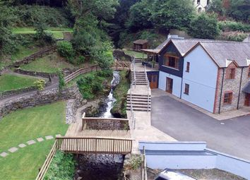 Thumbnail 5 bed detached house for sale in Aberarad, Newcastle Emlyn