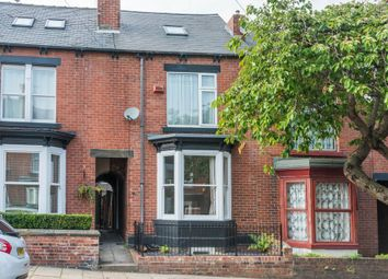 Thumbnail 4 bed terraced house for sale in Ranby Road, Ecclesall
