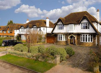 Thumbnail 6 bed detached house for sale in The Green, Epsom, Surrey