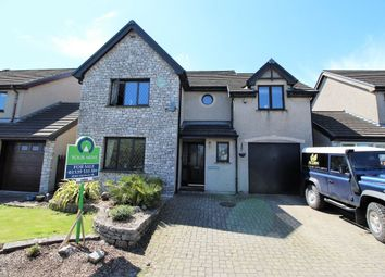 Thumbnail 4 bed detached house for sale in Hazelgarth, Allithwaite, Grange-Over-Sands