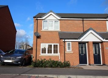 Thumbnail 3 bedroom semi-detached house for sale in Lancaster Gardens, Holbrooks, Coventry