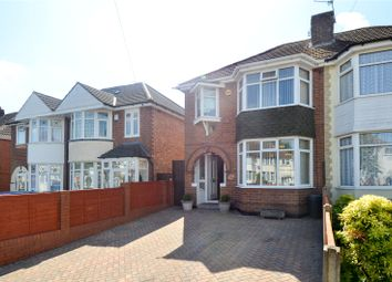 Thumbnail 3 bed semi-detached house for sale in Dowar Road, Rednal, Birmingham, West Midlands