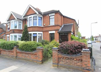 Thumbnail 4 bed end terrace house for sale in Aberdour Road, Goodmayes, Essex