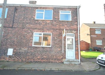 3 bed terraced house for sale in Tyzack Street, Edmondsley, Durham DH7