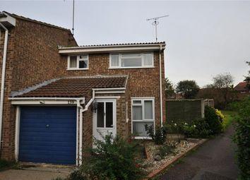Thumbnail 3 bed end terrace house for sale in Cherry Garden Lane, Newport, Saffron Walden, Essex