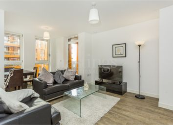 Thumbnail 1 bed flat for sale in Tiggap House, 20 Cable Walk, London