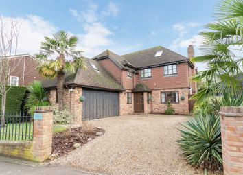 5 bed detached house for sale in Marsh Green Road, Marsh Green, Kent TN8