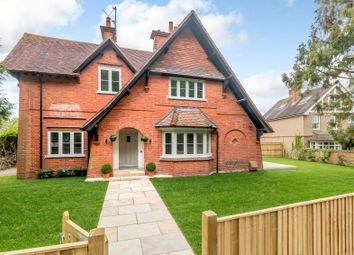 Thumbnail 3 bed detached house to rent in School Hill, Wargrave