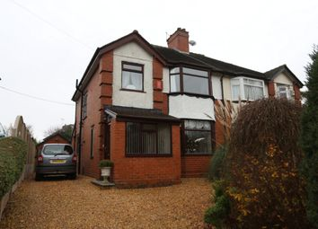 Thumbnail 3 bed semi-detached house for sale in Trentham Road, Blurton