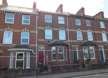 Thumbnail 1 bedroom flat to rent in Union Road, Lower Pennsylvania, Exeter, Devon