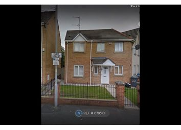 3 bed terraced house to rent in Ellis Street, Hulme, Manchester M15