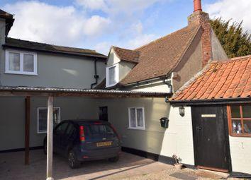 Thumbnail 2 bedroom terraced house to rent in Highfields Lane, Kelvedon, Colchester