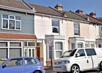 Thumbnail 3 bed terraced house for sale in Ernest Road, Fratton, Portsmouth, Hampshire