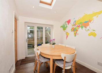 Thumbnail 5 bed semi-detached house for sale in Longmarsh View, Sutton At Hone, Dartford, Kent