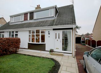 Thumbnail 2 bed semi-detached house to rent in Wham Hey, New Longton, Preston