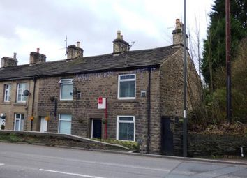 Thumbnail 2 bed end terrace house for sale in Bridgemont, Whaley Bridge, High Peak, Derbyshire