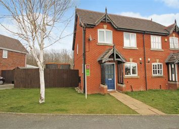 Thumbnail 3 bed semi-detached house for sale in Henley Drive, Oswestry