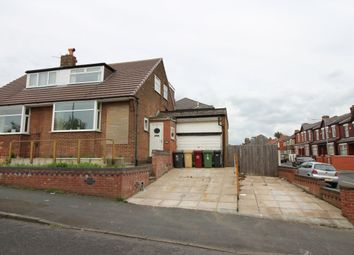 Thumbnail 2 bedroom semi-detached house for sale in Dobson Road, Bolton