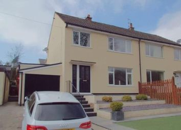 Thumbnail 3 bed semi-detached house for sale in Skipton Road, Trawden, Colne, Lancashire