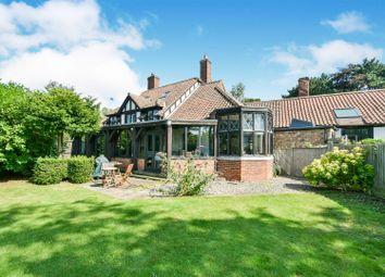 4 bed terraced house for sale in Naburn Lane, Fulford, York YO19