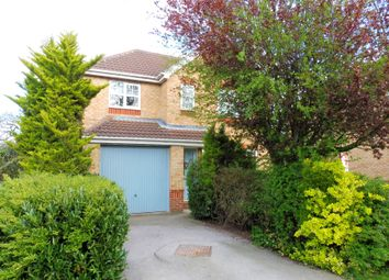 Thumbnail 3 bed detached house for sale in Croftwood Close, Winsford