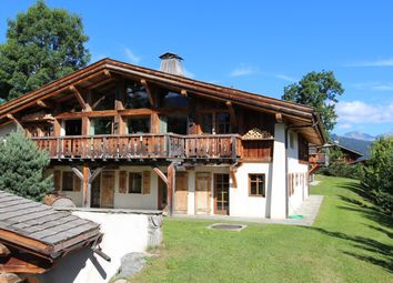 Thumbnail 6 bed chalet for sale in Megève Mont D'arbois, French Alps, France