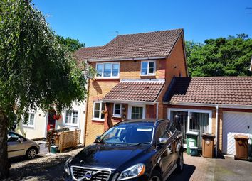 Thumbnail 3 bed end terrace house for sale in Dan Y Deri, Bedwas, Caerphilly