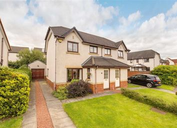 Thumbnail 3 bedroom semi-detached house for sale in The Murrays, Edinburgh