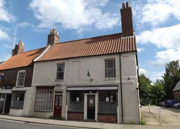 Thumbnail 1 bed end terrace house for sale in 15 West Street, Horncastle, Lincolnshire