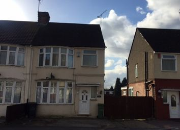 Thumbnail 3 bedroom semi-detached house to rent in Chester Avenue, Luton