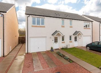 Thumbnail 3 bed semi-detached house for sale in 15 Lignieres Way, Dunbar