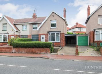Thumbnail 3 bed semi-detached house for sale in Riversdale Terrace, Durham Road, Sunderland