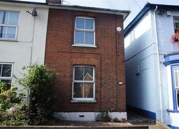 Thumbnail 1 bed flat to rent in North Station Road, Colchester, Essex.