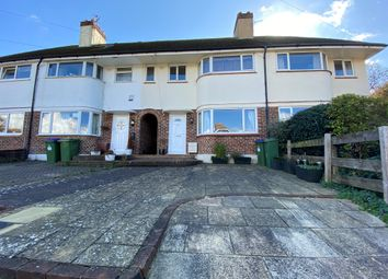 Thumbnail 3 bed end terrace house for sale in Seafield Close, Seaford