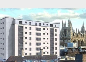 Thumbnail 1 bed property to rent in Herward Tower, Broadway, Peterborough