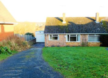 Thumbnail 2 bedroom bungalow for sale in Colwich Crescent, Kingston Hill, Stafford.