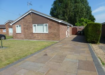 Thumbnail 3 bedroom bungalow to rent in Angerstein Close, Weeting, Brandon
