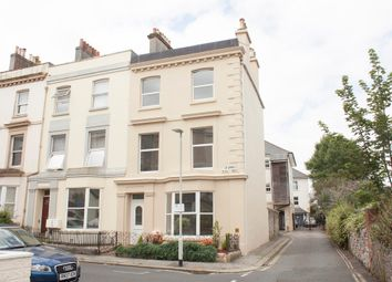 Thumbnail 4 bed end terrace house for sale in St James Place West, The Hoe, Plymouth