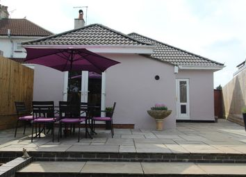 Thumbnail 4 bedroom detached bungalow for sale in Wells Road, Whitchurch, Bristol